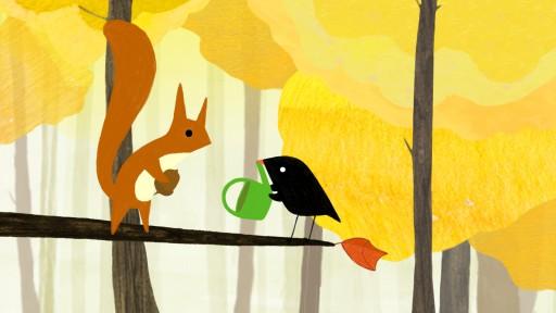 Tales under the trees - Kleine Baumgeschichten