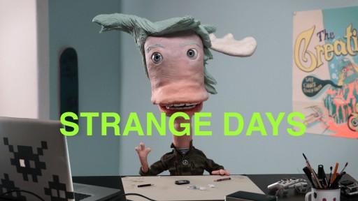 Strange Days - kurz + seltsam